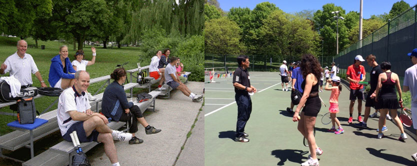 swansea tennis bleachers and lessons